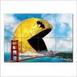 โปสเตอร์ ขนาดใหญ่ พิกเซล (ภาพยนตร์) Pixels Packman