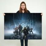 โปสเตอร์ ขนาดใหญ่ Halo 5 Guardians Game