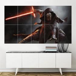 โปสเตอร์ ขนาดใหญ่ สตาร์ วอร์ส Kylo Ren Star Wars  (P-1602)