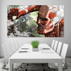 Attack on Titan - Shingeki no Kyojin Wand-Kunstdruck Riesenposter (P-1610)