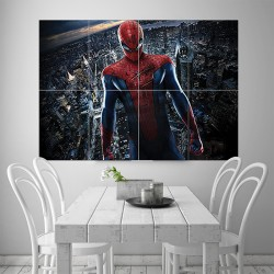 Amazing Spiderman Block Giant Wall Art Poster (P-1631)