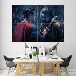 โปสเตอร์ ขนาดใหญ่ Batman Vs Superman