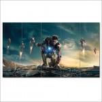 โปสเตอร์ ขนาดใหญ่ ไอรอนแมน Iron Man