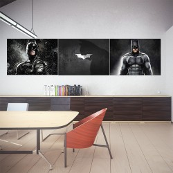 Batman Block Giant Wall Art Poster (P-1636)