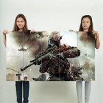 Call of Duty Black ops 2 Wand-Kunstdruck Riesenposter