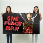 โปสเตอร์ ขนาดใหญ่ One Punch Man Saitama Anime วันพั้นช์แมน