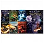 Harry Potter Books  , Wand-Kunstdruck , Riesenposter