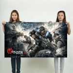 Gears of War 4 Block Giant Wall Art Poster