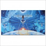 Spirit of Iridium robert mcCall Block Giant Wall Art Poster
