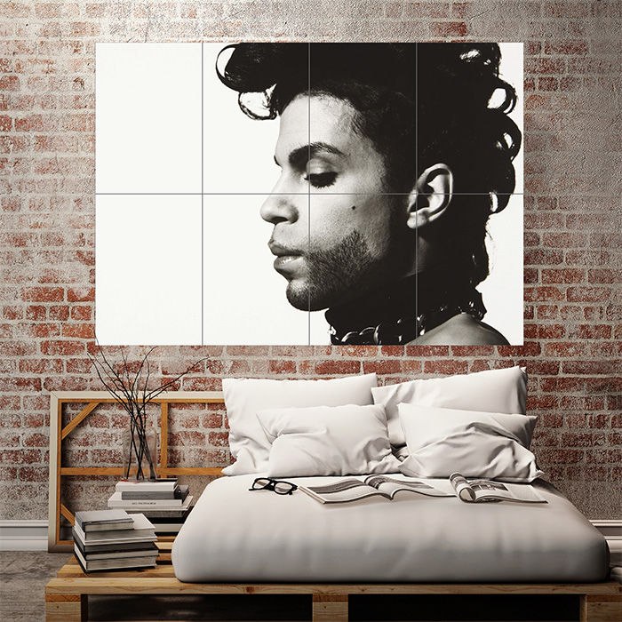 Prince Block Giant Wall Art Poster