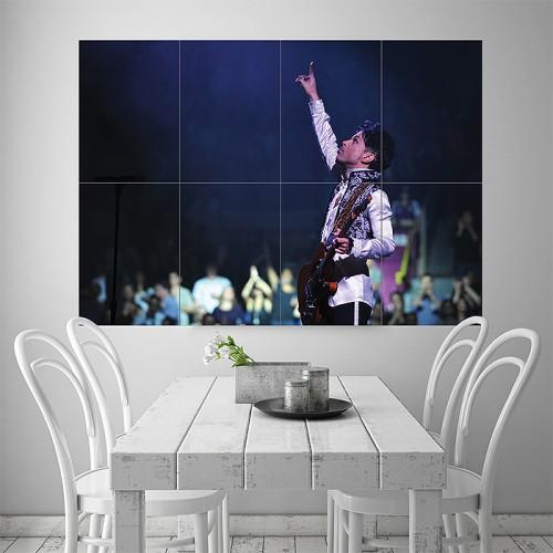 Prince Wand-Kunstdruck Riesenposter
