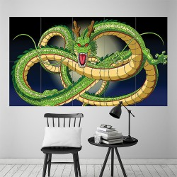 Dragon Ball Block Giant Wall Art Poster (P-1697)