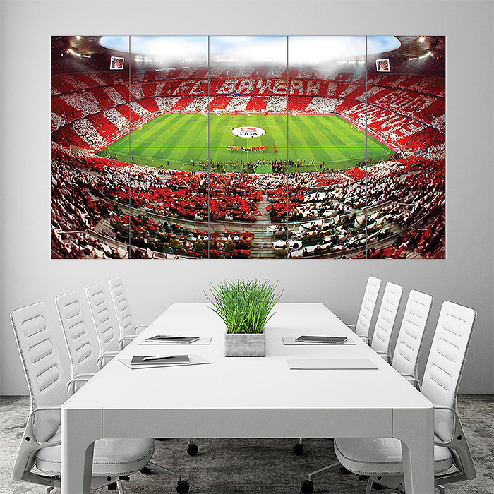 fc bayern munich allianz arena germany football soccer. Black Bedroom Furniture Sets. Home Design Ideas