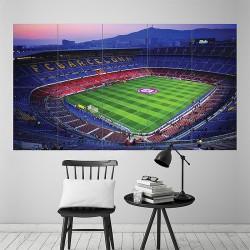 FC Barcelona Camp nou Setadion Block Giant Poster (P-1737)