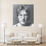John Lennon the Beatles Wand-Kunstdruck Riesenposter