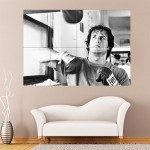 Rocky Balboa sylvester stallone Block Giant Wall Art Poster