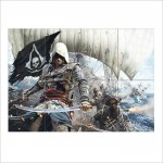 โปสเตอร์ ขนาดใหญ่ เกมส์ อัสแซสซินส์ ครีด Assassin's Creed