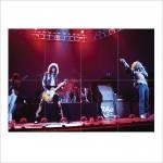 โปสเตอร์ ขนาดใหญ่ วงดนตรี เลด เซพเพลิน Led Zeppelin