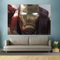 โปสเตอร์ ขนาดใหญ่ ภาพ Iron Man ไอรอนแมน (P-1775)