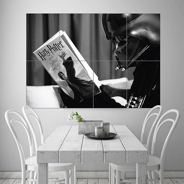 Darth Vader Star Wars Giant Wall Art Poster Print