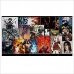 โปสเตอร์ ขนาดใหญ่ ภาพการ์ตูน นินจานารูโตะ Naruto Manga Anime