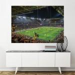 Borussia Dortmund Westfalenstadion Stadium Soccer Block Giant Poster