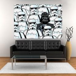โปสเตอร์ ขนาดใหญ่ Dark Side Star Wars Art  (P-1838)