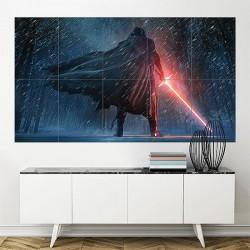 โปสเตอร์ ขนาดใหญ่ สตาร์ วอร์ส ไคโล เร็น Star Wars Kylo Ren  (P-1847)