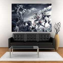 Divinity Original Sin Block Giant Wall Art Poster (P-1876)