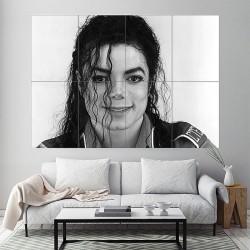 โปสเตอร์ ขนาดใหญ่ นักร้อง Michael Jackson  (P-1901)