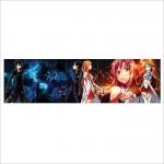 Anime Sword Art Online Block Giant Wall Art Poster