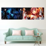 Anime Sword Art Online Block Giant Wall Art Poster