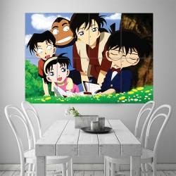 Detective Conan Block Giant Wall Art Poster (P-1953)