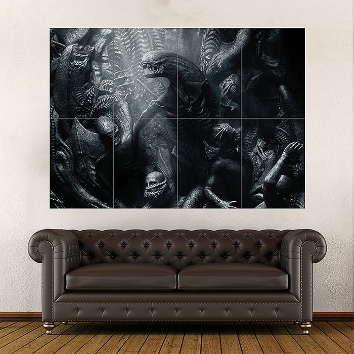Giant Wall Art covenant 2017 movie block giant wall art poster