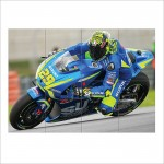 Andrea Iannone ITA Moto GP Block Giant Wall Art Poster