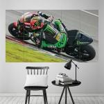 Jonas Folger Moto GP Block Giant Wall Art Poster