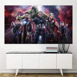 The Avengers Block Giant Wall Art Poster (P-1993)