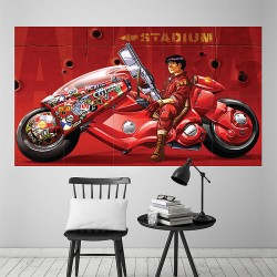 Akira Anime Block Giant Wall Art Poster (P-2015)