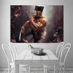 โปสเตอร์ ขนาดใหญ่  วูฟเวอรีน Wolverine Artwork (P-2027)