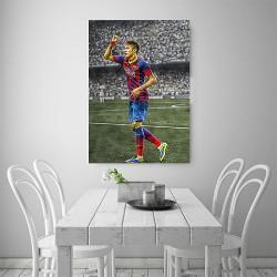 Neymar Barcelona Block Giant Wall Art Poster (P-2035)