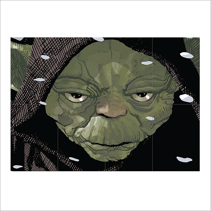 Yoda Star Wars Giant Wall Art Poster Print