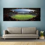 Celtic Park Football Club CFC Stadium Block Giant Wall Art Poster