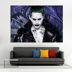 Joker Block Giant Wall Art Poster (P-2083)