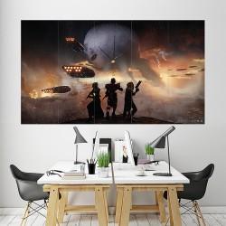 Destiny 2 Block Giant Wall Art Poster (P-2107)