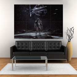 โปสเตอร์ ขนาดใหญ่  Hyperion Mass Effect Hyperion (P-2124)