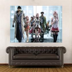 โปสเตอร์ ขนาดใหญ่  Final Fantasy Artwork (P-2130)