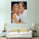 Medium Hairstyles Block Giant Wall Art Poster