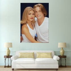 Medium Hairstyles Block Giant Wall Art Poster (P-2138)