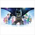 โปสเตอร์ ขนาดใหญ่ เลโก้ แบทแมน 3  บียอน ก็อทแทม  Lego Batman