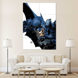 Batman Block Giant Wall Art Poster (P-2188)